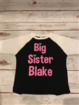 Big Sister 3 Quarter Shirt