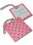 Bag Tags- Square