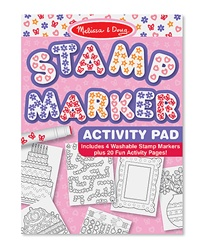 Stamp Maker Activity Pad