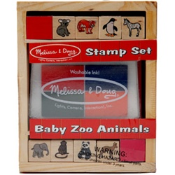 Zoo Stamps