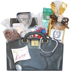 Dr. Mom Gift Basket