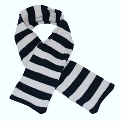 Knitted Scarf- Stripe