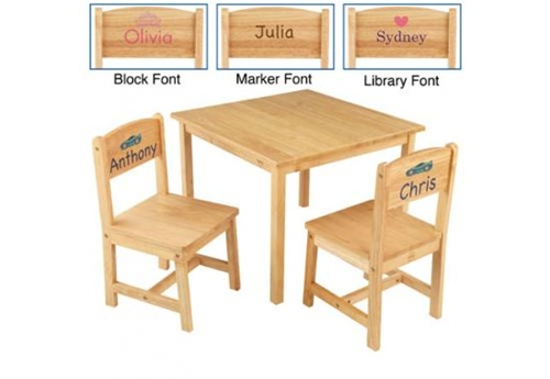 sc 1 st  Fill-R-Up & Aspen Table u0026 Chair Set-Natural