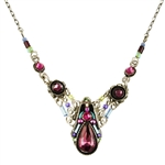 Camelia Necklace Amethyst