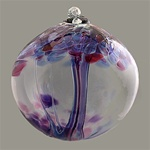 Tree of Faith Glass Ball