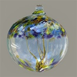 Tree of Joy Glass Ball