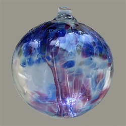 Winter Season Glass Ball