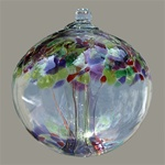 Tree of Life Glass Ball
