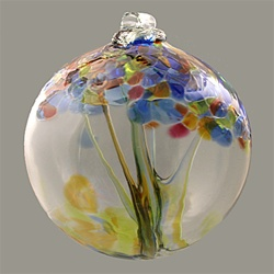 Tree of Hope Glass Ball