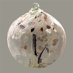 Tree of Peace Glass Ball