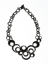 Batucada Necklace - Night Bubbles