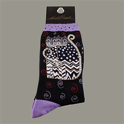 Laurel Burch Socks