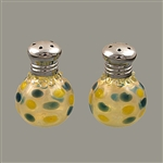 Colored Dots Salt & Pepper Shaker