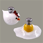 Chicken & Egg Salt & Pepper Shaker