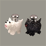 Dog Salt & Pepper Shaker