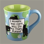 Cat and Dog Mug