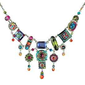 Firefly La Dolce Vita Elaborate Necklace