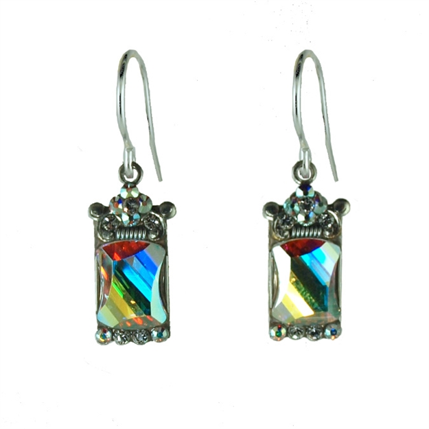 3745723ad Firefly Aurora Borealis Crystal Earrings - The Craft Gallery