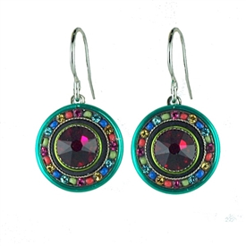 Firefly La Dolce Vita Round Earring - Color Choices