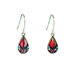 Firefly Small Drop Earring in Multi-color