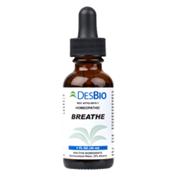 Breathe may provide temporary relief for symptoms that are related to lung and respiratory system dysfunction, such as coughing, runny nose, and congestion.
