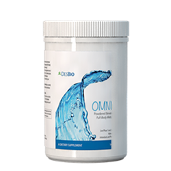 OmniCleanse Powdered Beverage is a shake that combines basic nutrition with a multivitamin, greens blend and organic fruit and vegetable blend with specialty nutrients to support each step along in the detox pathway.