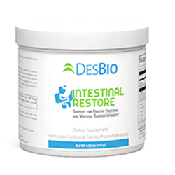 Intestinal Restore provides multifaceted support for digestive health and intestinal integrity