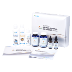 The Metal & Mineral Balancing Kit is an essential part of our Professional Metal & Mineral Balancing Program.