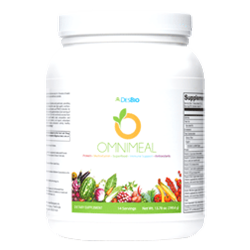 OmniMeal is the ideal supplement for busy individuals on the go who want the benefits of a whole-foods diet. OmniMeal can be taken as a meal supplement or between-meal snack.