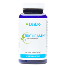 TriCuramin is the only botanical product that combats pain with a multifaceted approach to addressing the body's inflammatory pathways.