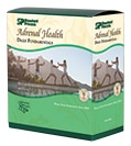 Adrenal Health Daily Fundamentals support healthy adrenal function and emotional balance. Each box includes a 30-day supply of individual packs (taken morning and evening).