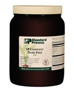 SP Complete Dairy Free offers essential whole food nutrition in a convenient powder.