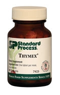 Thymex supports the thymus gland with bovine thymus Cytosol™ extract.