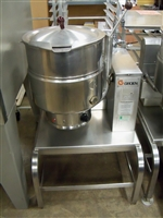 Tiltting Steam Kettle