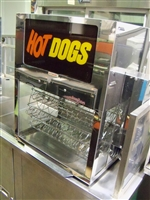 Hot Dog Roto Grill