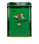 High Mountain Green Tea  3.00 OZ Tea Tin