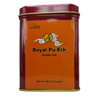 Royal Puerh  Tea  4.00 OZ Tea Tin