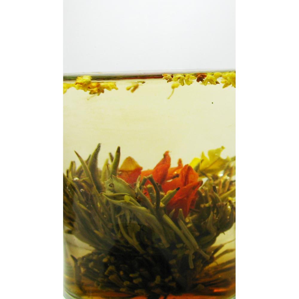 Lily Osmanthus Blooming Tea Loose Leaf Blooming Tea
