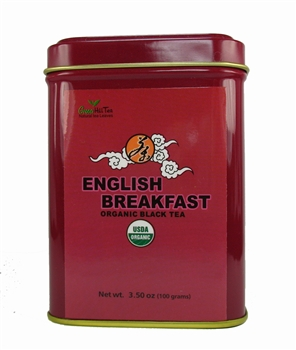 Chinese Organic English Breakfast