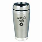 Stainless Steel Personalized Travel Mugs, Engraved Travel Coffee Mug,Travel Mug Personalized, logo coffee mug