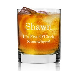 On The Rocks Glass 11 ounce