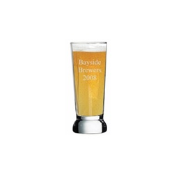 Personalized Mini Pilsner Engraved Shot Glass