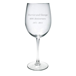 All Purpose Wine Glass