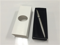 Stainless Steel Pen with Gift Box