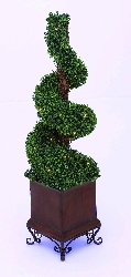 Gabriel Artificial Led Boxwood (Large)