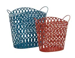 Dunphy Metal Basket Set/2