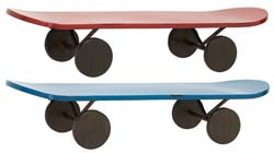 Gassies Metal Skate Shelf Set/2