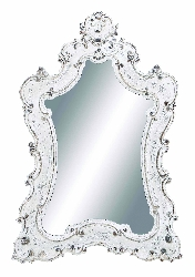 Anders Shabby Wall Mirror