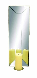 Union Mirror Candle Wall Sconce