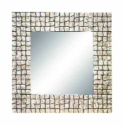 Gordon Capiz Wall Mirror